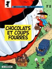 Benoît Brisefer -12- Chocolats et coups fourrés