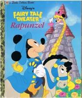 A little golden book - Fairy tale theater rapunzel