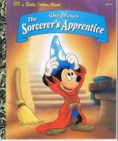 A little golden book -10079- The sorcerer's apprentice