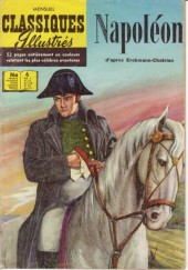 Classiques illustrés (1re Série) -6- Napoléon
