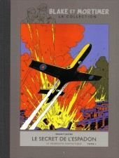 Blake et Mortimer - La collection (Hachette) -1- Le Secret de l'Espadon - Tome I - La Poursuite fantastique