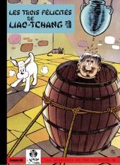 Pat et Moune (La vache qui médite) -10- Les trois félicités de Liao-Tchang