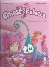 Ernest & Rebecca -1a2012- Mon copain est un microbe