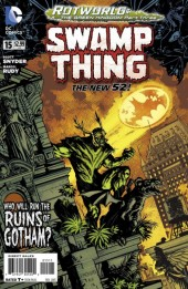 Swamp Thing (2011) -15- Rotworld: The Green Kingdom, Part Three