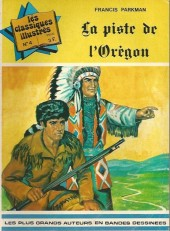 Les classiques illustrés (2e Série) -4- La piste de l'Orégon