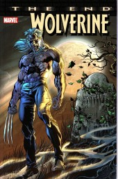 Wolverine: The end (2004) -INT- The end