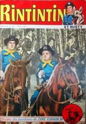 Rin Tin Tin & Rusty (2e série) -66- Le frère de rip