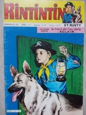 Rin Tin Tin & Rusty (2e série) -174- Le train de l'au-delà