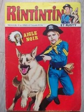 Rin Tin Tin & Rusty (2e série) -94- Feux d'artifice à fort apache