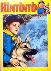 Rin Tin Tin & Rusty (2e série) -Rec54- Album N°54 (du n°83 au n°85)