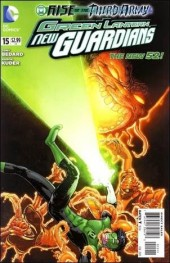 Green Lantern: New Guardians (DC Comics - 2011) -15- The need for greed