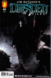 Jim Butcher's The Dresden Files: Welcome to the Jungle (2008) -4VC- Welcome to the jungle part 4