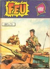 Feu -45- Le Journal d'un tank