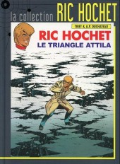 Ric Hochet - La collection (Hachette) -45- Le triangle Attila