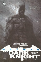Batman: The Dark Knight (2010) -INT- Golden Dawn - Deluxe Edition