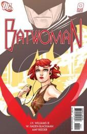 Batwoman (2011) -02011'- Beyond a Shadow - Amy Reeder Hadley 1:10 Variant