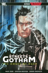 Batman: Streets of Gotham (2009) -INT3- The House of Hush