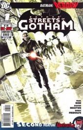 Batman: Streets of Gotham (2009) -1'- Chapter One: Ignition - JG Jones 1:25 Variant