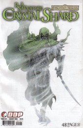 Forgotten Realms IV: The Crystal Shard (2006) -1- The Legend of Drizzt Book IV