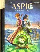 Aspic, détectives de l'étrange -INT01- 1ère enquête