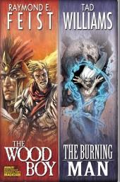 Wood Boy (The) (2005) -INT- The Wood Boy + The Burning Man