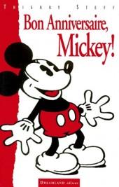 Walt Disney éditeurs Et Langues Divers Bon Anniversaire Mickey