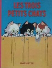 Walt Disney (Hachette) Silly Symphonies -8- Les trois petits chats
