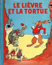 Walt Disney (Hachette) Silly Symphonies -7- Le lièvre et la tortue