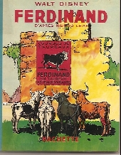 Walt Disney (Hachette) Silly Symphonies -14- Ferdinand