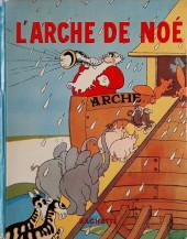 Walt Disney (Hachette) Silly Symphonies -3- L'arche de Noé