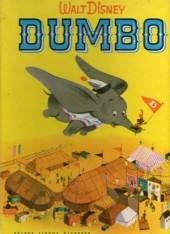 Walt Disney (Hachette et Edi-Monde) - Dumbo