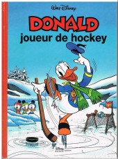 Album Disney - Donald joueur de hockey
