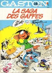 Gaston (Hors-série) -14Total- La Saga des Gaffes