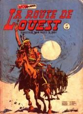 La route de l'Ouest -17- Lune comanche