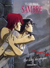 Sambre (en allemand) -1- Der krieg der augen