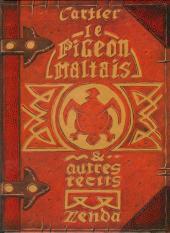 Flip (Cartier) -1- Le Pigeon maltais & autres récits