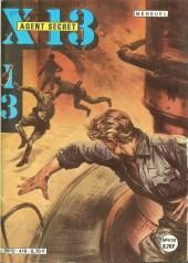 X-13 agent secret -419- La forteresse
