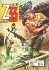 Z33 agent secret -118- La trompette du 8e ange