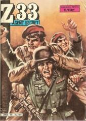 Z33 agent secret -141- Cette nuit il y a pleine lune