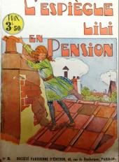 Lili (L'espiègle) -3d1930- L'espiègle Lili en pension