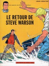 Michel Vaillant -9a1970- Le retour de Steve Warson