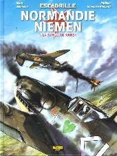 Escadrille Normandie Niemen -3- La bataille de Koursk