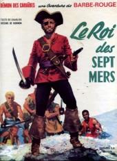 Barbe-Rouge -2a1968- Le Roi des Sept Mers