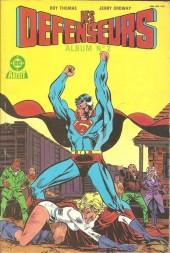 Les défenseurs (2e série - Arédit - Arédit DC) -Rec02- Album N°2 (du n°3 au n°4)