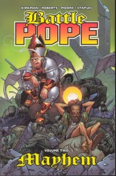 Battle Pope (2005) -INT02- Mayhem !