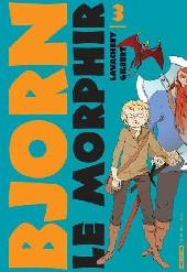 Bjorn le Morphir -3- Au cœur du Tanarbrok