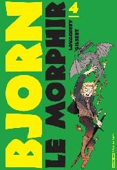 Bjorn le Morphir -4- La reine bleue