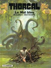 Thorgal -25- Le Mal bleu