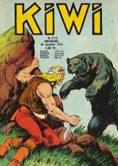 Kiwi -273- Le Monstre