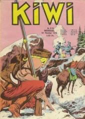Kiwi -274- La Mort en Voyage